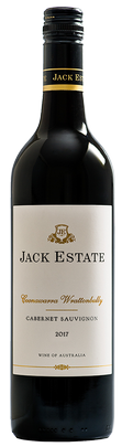 2017 Jack Estate Cabernet Sauvignon (new region)